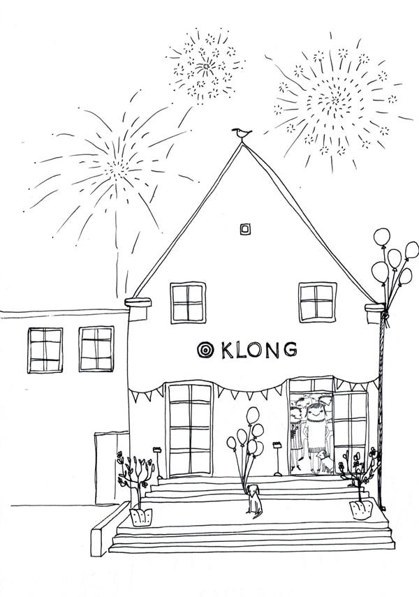 Klong hus